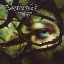 Anywhere but Home Evanescence Audio CD