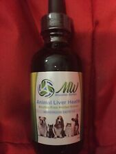 MW Hawaiian Herbals Animal Liver Health - Alcohol Free Herbal Extract 2 Fl Ozs.