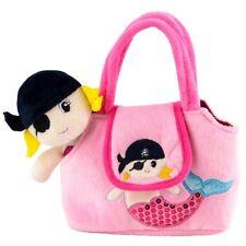 Take Along Plush Pirate Ariel Mermaid Doll in bag