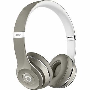 Beats Solo2 On-Ear Headphones, Luxe Edition - Wired