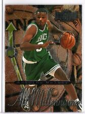 ANTOINE WALKER 1997-98 Metal All Millennium #13 ($.75 MAX SHIPPING)