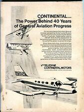 Air Progress Magazine July 1970 (No Cover) The Piper Vagabond VGEX 020516jhe