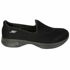 BLACK - Skechers GOwalk 4 Women's Shoes Size 5