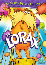 The Lorax: The Animated TV Classic (DVD)