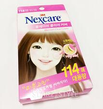 Korea 114Pcs 3M Nexcare Blemish Clear Cover Acne Treatments Mixed Size Patch