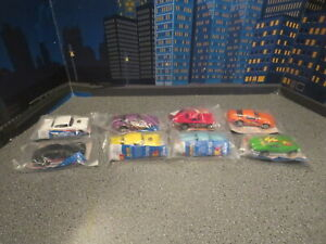 HOT WHEELS McDONALDS HAPPY MEAL TOYS COMPLETE SET 1990