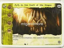 Call of Cthulhu lunaires - 1x in the court of the Dragon # F-NECRONOMICON Draft