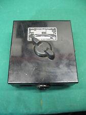 Vintage Rheostat Ward Leanard Electric 45 ohms 110ac 1.92 - 1.35 amps Steam Punk