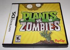 Plants Vs Zombies Nintendo DS 2DS 3DS Game *Complete*
