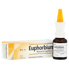 HEEL Euphorbium Compositum 20ml Nasal Spray Homeopathic Remedies