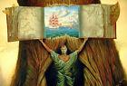 """Vladimir Kush """"GENEALOGY TREE"""" Giclee on Canvas - SIGNED LE# 239/250"""