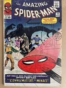 The Amazing Spiderman No 22