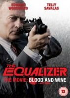 Nuevo The Ecualizador - The Movie - Sangre Y Vino DVD