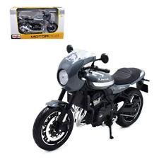 Maisto 1:12 Kawasaki Z900RS Cafe Motorcycle Model Gray