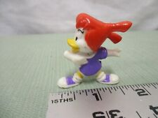 goof troop gosalyn duck red head cartoon character cereal prize toy action figur