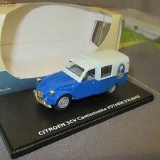 959D Eligor Citroën 3CV Camioneta Potace d'Alsace 1:43