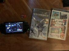 Sony PSP 3000 Launch Edition 64MB Piano Black Handheld System