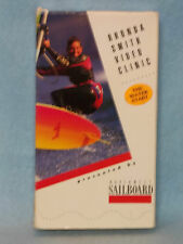 Rhonda Smith Video Clinic: The Water Start VHS VIDEO SAILBOARDING WATERSPORTS