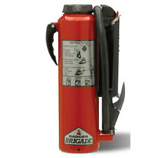 BADGER BRIGADE 10 LB ABC FIRE EXTINGUISHER MODEL 466521, NEW IN BOX, GREAT BUY