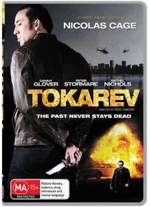 Tokarev (DVD) NEW/SEALED
