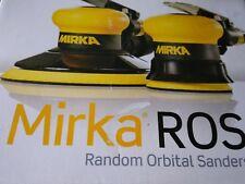 """Mirka ROS Random Orbital Sander MR-5"""" 125 mm"""