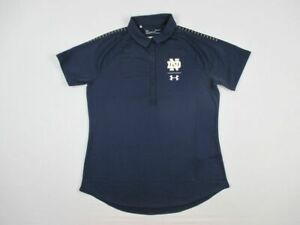 Notre Dame Fighting Irish Under Armour HeatGear Polo Women's New without Tags