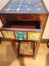 Indian Tiled Tall Unit