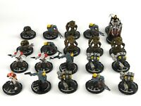 Mage Knight STEAMPUNK MINIATURE LOT x20 D&D Minis Dungeons Black Powder Rebels 5