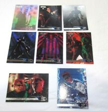 1995 FLEER BATMAN FOREVER and 1992 SPIDERMAN Random Cards