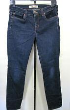J Brand Skinny Leg Jeans Dark Size 28