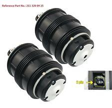 Paar Hinten Luftfederung 2113200925 Für Mercedes W211 E-Class 02-09 OE-Qualität