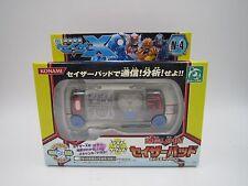 Chousei Kantai Sazer-X N-4 Light & Sound Sazer-Pad Toy Konami Japan Tokusatsu