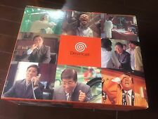 YUKAWA ver BOXED Sega Dreamcast White Console HKT-3000  JAPAN