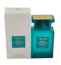 Tom Ford Neroli Portofino Acqua 3.4/3.3 oz Edt Spray  Women New In Box
