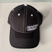 Hendricks Motorsport Black Adjustable Hat Cap New Era New Chase Elliott