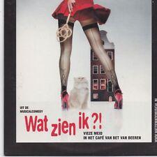 Mariska Van Kolck-Wat Zien Ik cd single