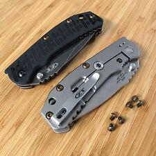 Zero Tolerance ZT0550 560 561 ZT Knife 6PC Titanium Torx Body Screw Set BRONZE