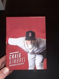 Craig Kimbrel Boston Red Sox Bobblehead NEW