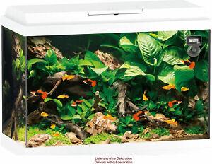 Juwel Primo 70 LED Aquarium Set weiß, Höchstes technisches Niveau, moderne ...