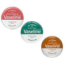 1 Vaseline Lip Therapy Petroleum Jelly Cocoa Butter 20g
