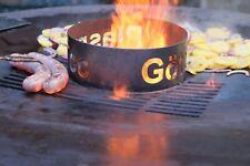 Wokaufsatz für Feuerplatte / Plancha / Grillplatte
