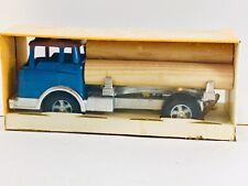 "Vintage Hubley #1491 Ford Log Truck ""NEW OLD STOCK"" Sealed Plastic Lancaster Pa"