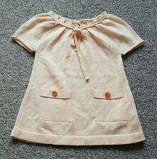 Aymara BABY GIRLS Gorgeous Soft cotton Dress 6 months. BRAND NEW.