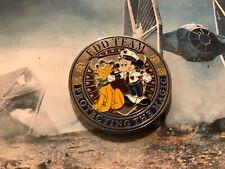 Walt Disneyland resort security & emergency services EDD team Challenge Coin