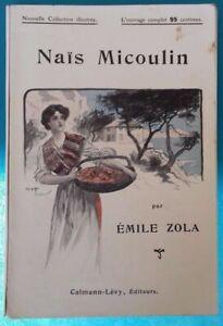 NAÏS COULIN EMILE ZOLA 1911