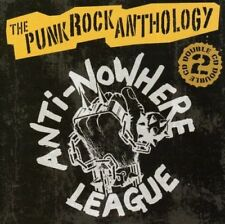 ANTI NOWHERE LEAGUE - THE PUNK ROCK ANTHOLOGY DOCD (BEST OF) UK-PUNK / NEU & OVP