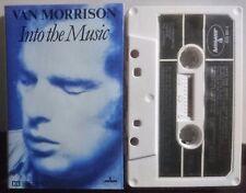 Van Morrison – Into The Music. Cassette 1979 Mercury-7158 022 Rock Funk