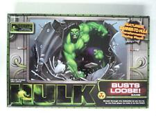 Marvel Incredible Hulk Game Busts Loose! Unopened + 2018 Closeout