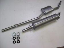 Mercedes 200 W110 Heckflosse Benziner Auspuffanlage 65- Auspuff