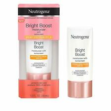 Neutrogena Bright Boost Face Moisturizer SPF 30 - 1.0 oz Exp.04/2021
